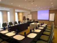 One of the meeting rooms at Crowne Plaza Coogee, great location, great facilities and lovely staff