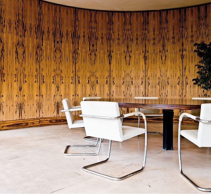 35 best designer mies van der rohe images on pinterest for Design apartment udolni brno