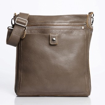 Roots - Courier Bag-italian Raw