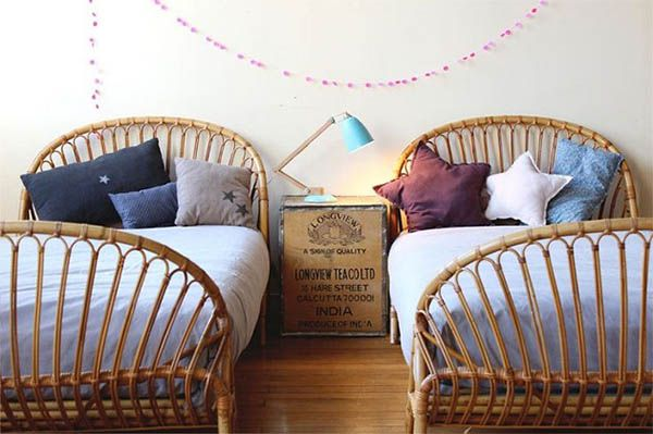 12 Inspiring Shared Bedrooms For Kids | The Junior