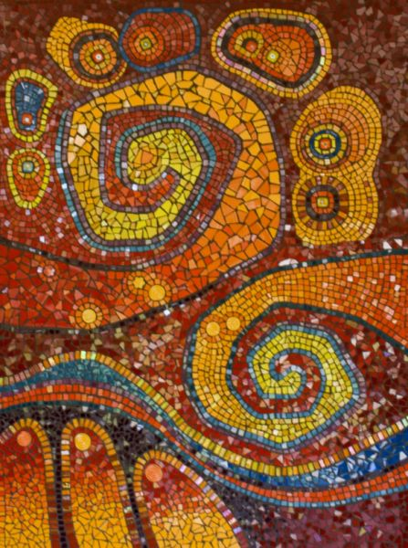 """""""Altered Universe"""" by Lois McKay: Art Altered, Mosaics Art, Mosaics Altered, Mckay Mosaics, Art Mosa, Beautiful Shape, Altered Universe, Lois Mckay 3 3 3, Lois Mckay Artists Amazing"""