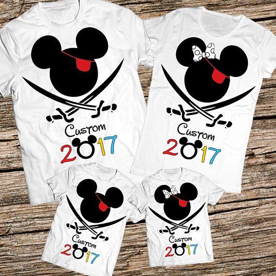 Pirate shirt Disney cruise shirts Disney pirate shirt