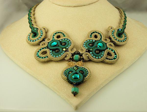 Dori Csengeri  -  Soutache jewelry