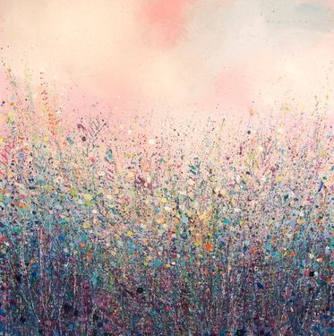 "Saatchi Online Artist Sandy Dooley; Painting, ""December"""