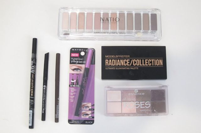 Australian Beauty on Budget: Priceline 40% off make up haul - April 2016