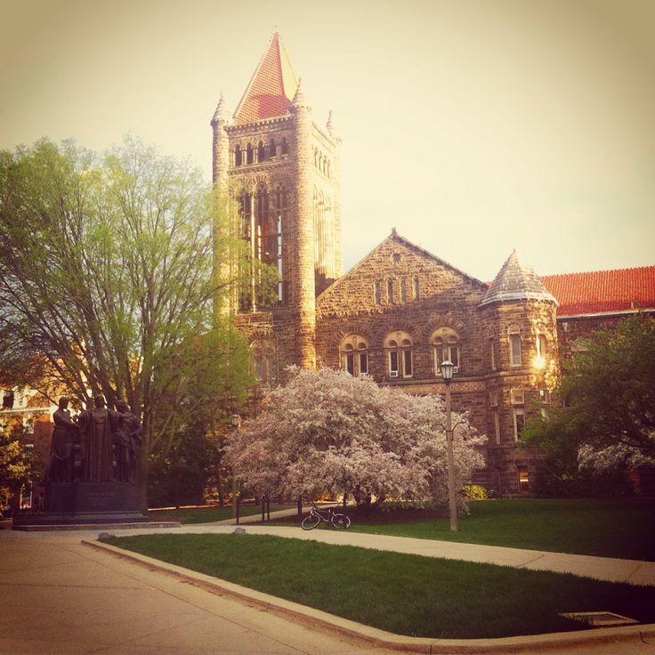 Alma Mater. Champaign, Illinois.