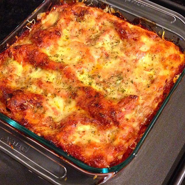 Roast Kumara & Eggplant Lasagne Recipe - coasterkitchen - Dayre