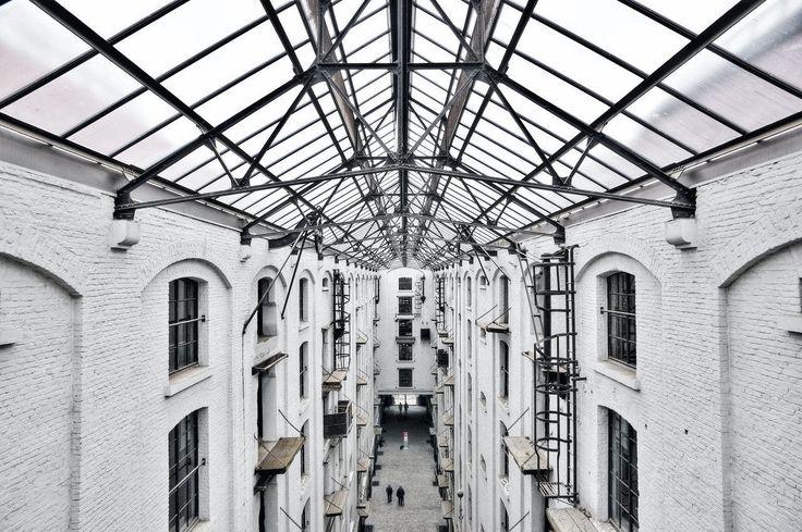 Felix Pakhuis - Anvers © Visit Antwerpen - DE WINKELHAAK, lieu hybride entre l'incubateur de start-ups, le shop design et le coffee bar branché
