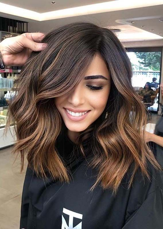 Awesome Chocolate Caramel Hair Color Trends For Women In 2020 In 2020 Hair Color Caramel Brown Hair Balayage Caramel Hair