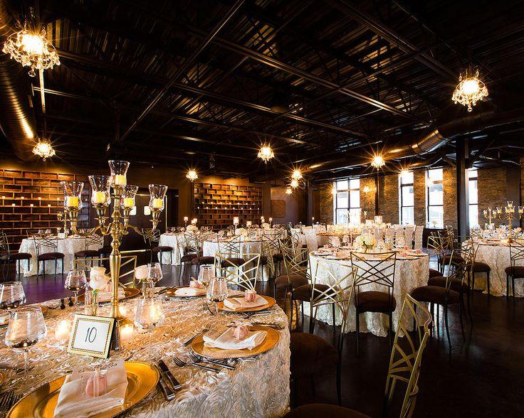 Elegant Chic Wedding Design And Decor By Ooh La Events In Indianapolis Reception NateANDtiffany