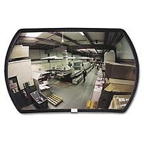 "See All 160 degree Convex Security Mirror -  24w x 15"" h"
