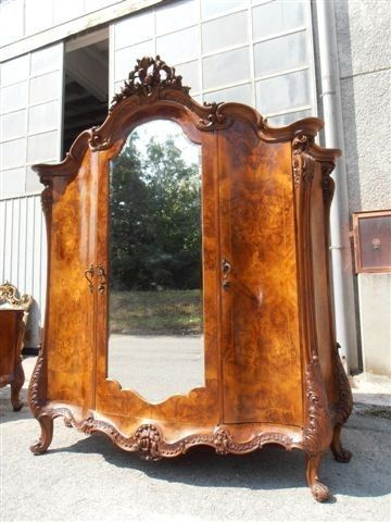 armoire bedroom sets. the best italian burled walnut carved antique bedroom set armoire -12it042a sets s