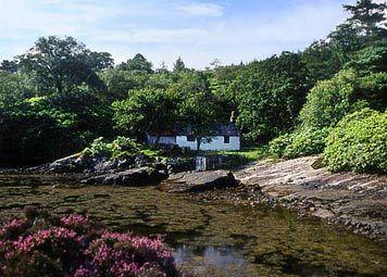 Sawmill Holiday Cottage, Eilean Shona