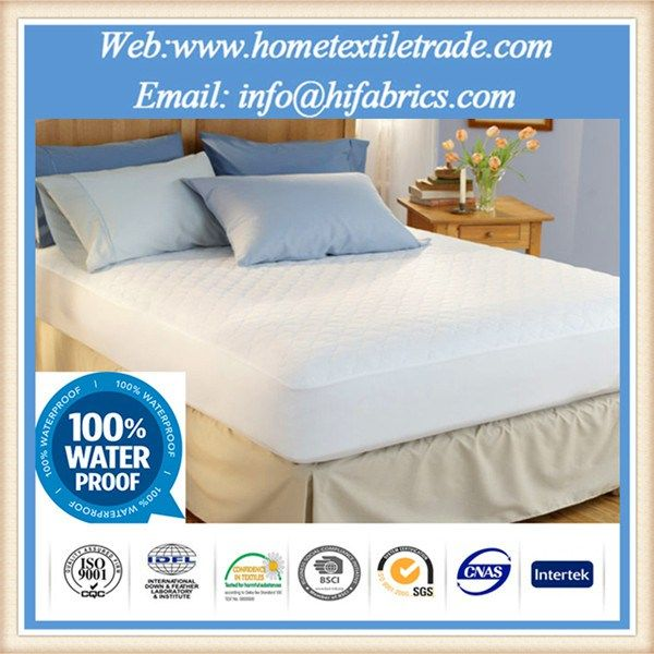 100% Polyester Smooth Waterproof Mattress Cover for Bed Bug in Omaha     https://www.hometextiletrade.com/us/100-polyester-smooth-waterproof-mattress-cover-for-bed-bug-in-omaha.html