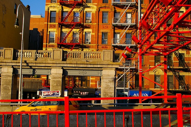Jeffrey Smart lines by rearview_clouds, via Flickr