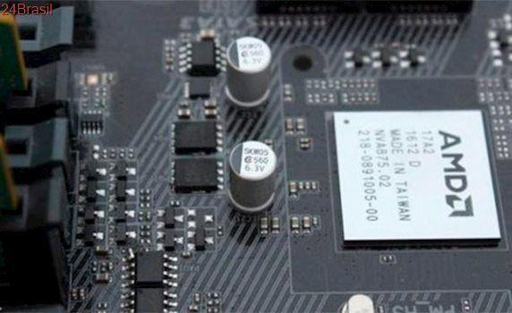 Gigabyte vai lançar placa-mãe mini-ITX para processadores Ryzen