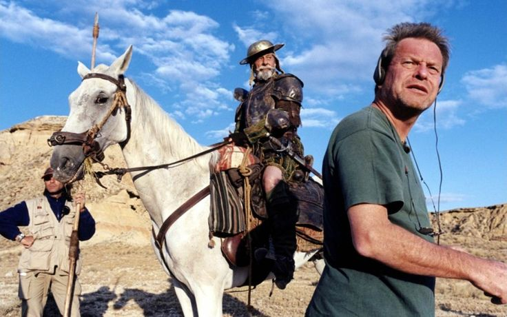 """Terry Gilliam: """"After 17 years, we have completed the shoot of THE MAN WHO KILLED DON QUIXOTE."""""""