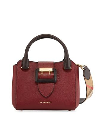 3aaa71978217 Small+Soft+Grain+Leather+Tote+Bag