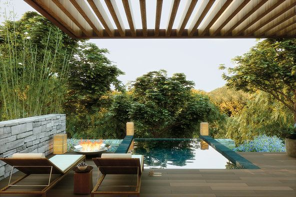 While North India has no shortage of ashrams, the recently opened Vana, Malsi Estate, located in Dehradun near the foothills of the Himalayas, is taking wellness to new heights. The 31-year-old physics major-turned-organic farmer Veer Singh has spent nearly five years and $155 million building this tranquil spa retreat, which offers everything from a few days of yoga to three weeks of Ayurvedic healing.  From $515 per person, per night, all-inclusive; vanaretreats.com.