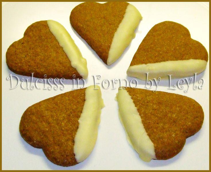 Cuoricini Double Chocolate, ricetta biscotti di Natale