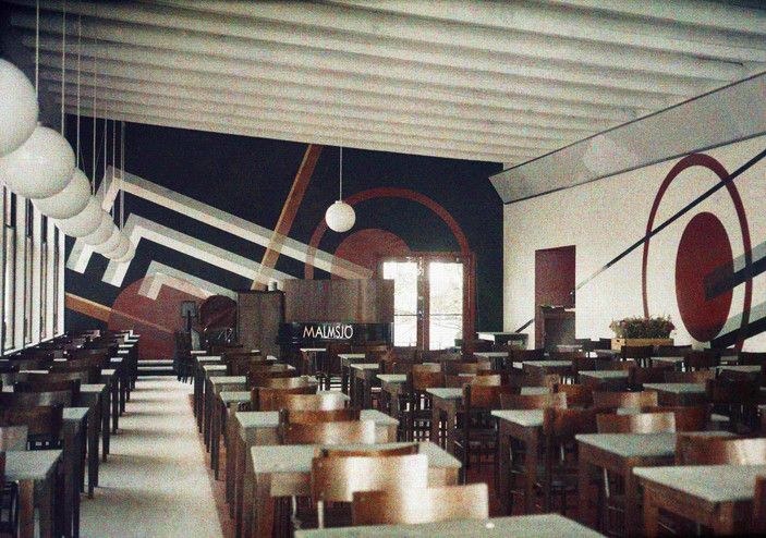 Stockholmsutställningen 1930 Restaurang Lilla Paris