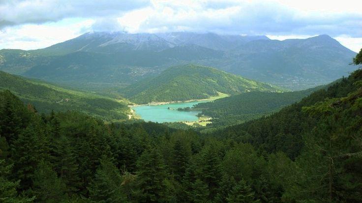 Lake Doxa, Korinthia, Greece