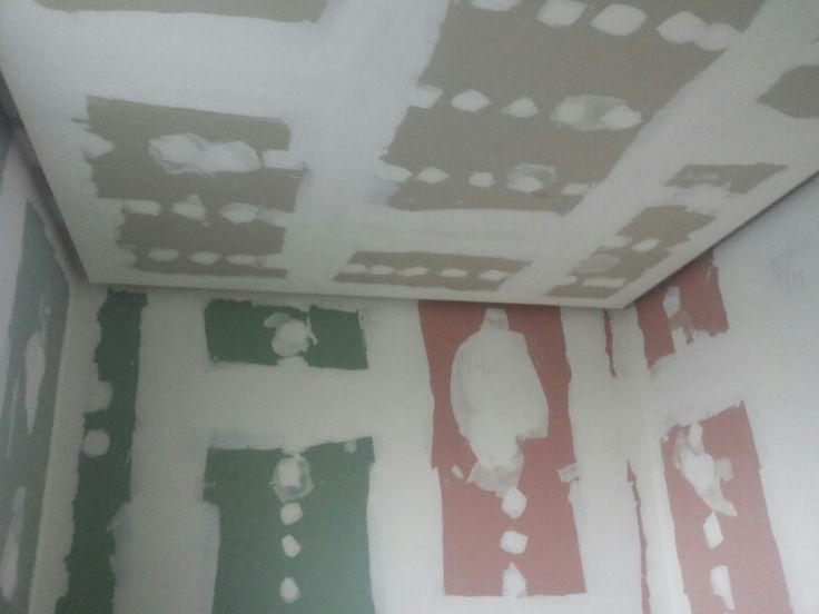 Loznice strop