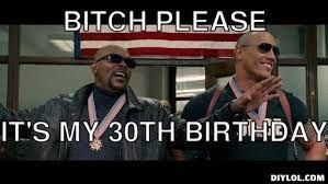 Image result for 30th birthday meme