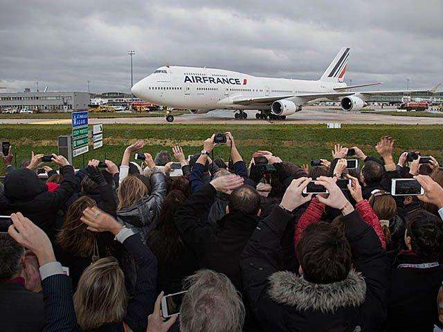 air-journal_Air France 747 adieu 1@ADP pompiers