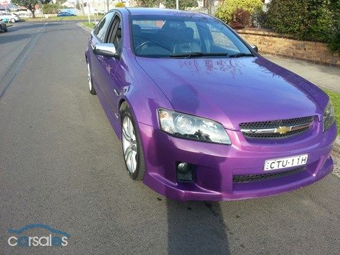 2008 Holden Commodore VE SS V Sports Automatic