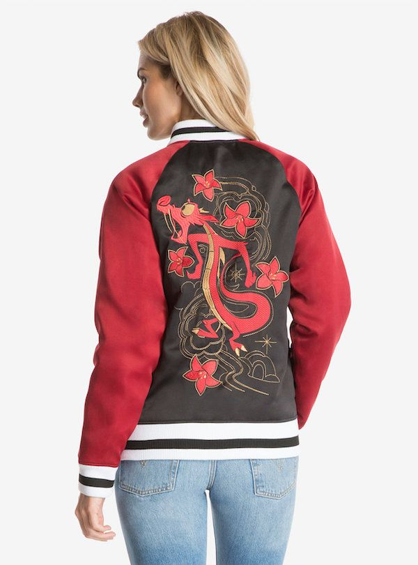 This 'Mulan' Bomber Jacket Brings Honor To Your Cow
