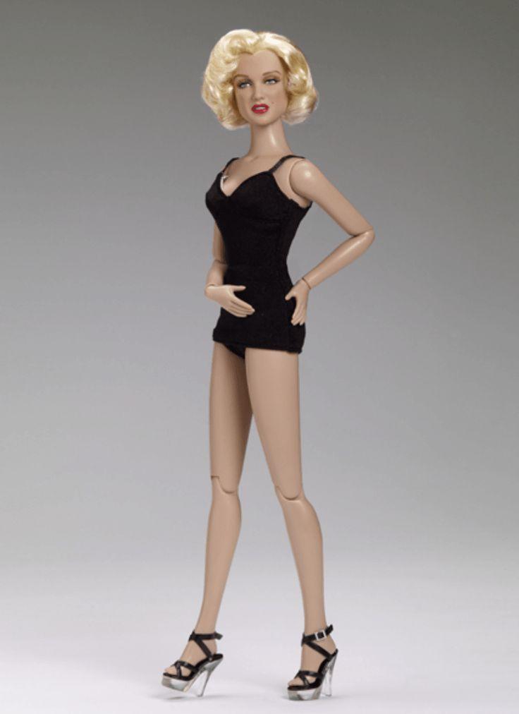 BJD Tonner Doll – Marilyn Monroe As Lois Laurel