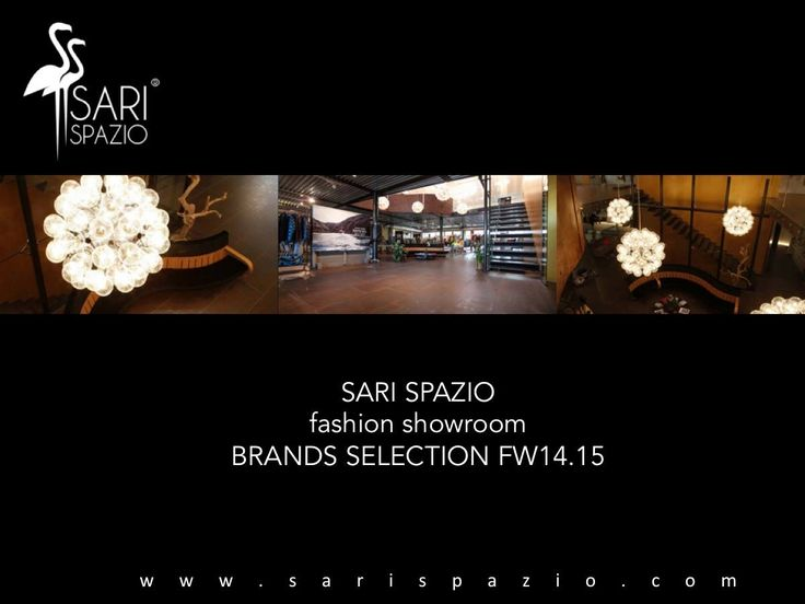 #SariSpazio Fashion Showroom SS15