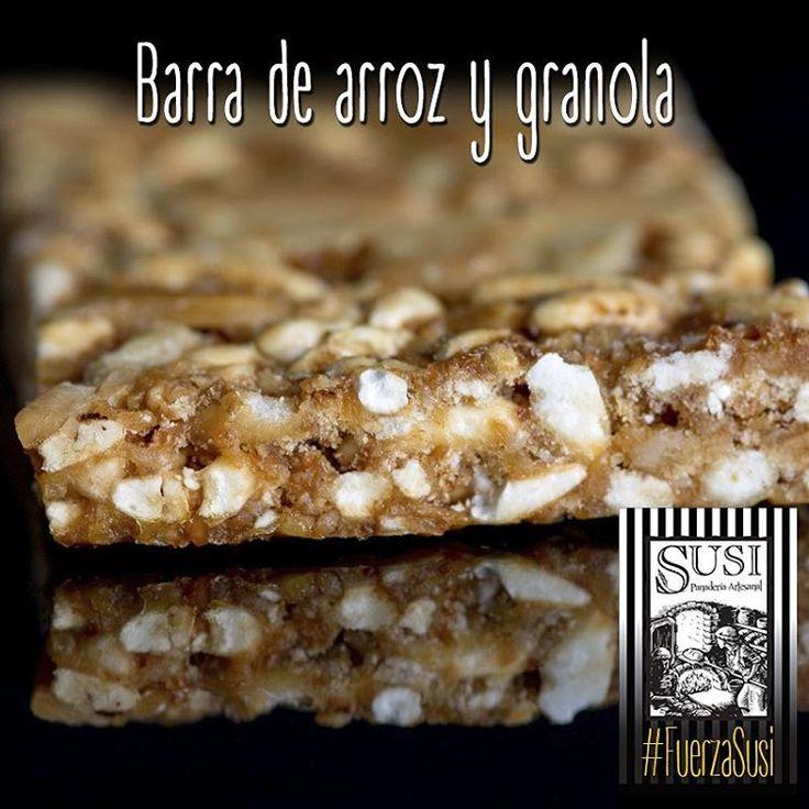 Las barras de cereal #Susi son una fuente importante de energía, están endulzadas con miel y listas para consumir en cualquier momento del día. Llévalas siempre contigo. #SusiPanaderíaArtesanal #FuerzaSusi #EstiloDeVidaSaludable #SnackSaludable #Susi #Granola #Cereal #Oats #Pan #Bread #Brot #Panadería #ComidaSaludable #Cereales #FrutosSecos #Yummy #Delicious #Tasty #TradiciónAlemana #SinAditivos #Delicioso #Sano #Natural #HealthyFood #NutriciónCreativa