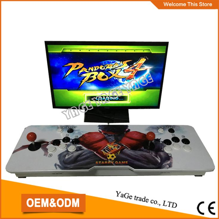 Double Joystick game console with Pandora's Box 4 board multi game 645 in 1,very good fighting game console     Tag a friend who would love this!     FREE Shipping Worldwide   http://olx.webdesgincompany.com/    Buy one here---> https://webdesgincompany.com/products/double-joystick-game-console-with-pandoras-box-4-board-multi-game-645-in-1very-good-fighting-game-console/