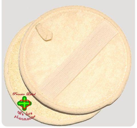 Σφουγγάρι travel Λούφα-Πετσέτα (1 τεμ)