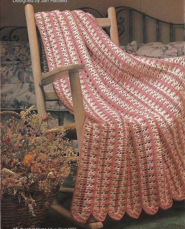 99 besten Cozy Afghan Patterns Bilder auf Pinterest | Dekor, Crochet ...