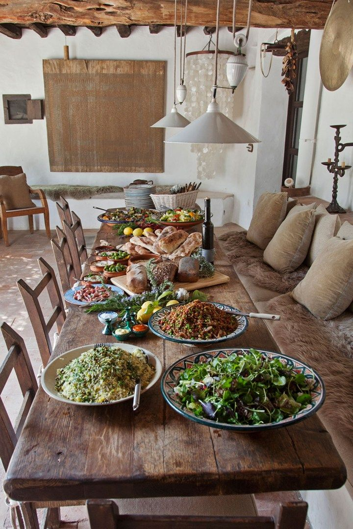 Fresh and seasonal fare at Picadeli, Ibiza  Photo: Barbara Ungaro