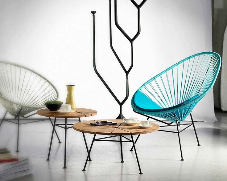 17 mejores ideas sobre silla tejida en pinterest sillas for Silla diseno famosas