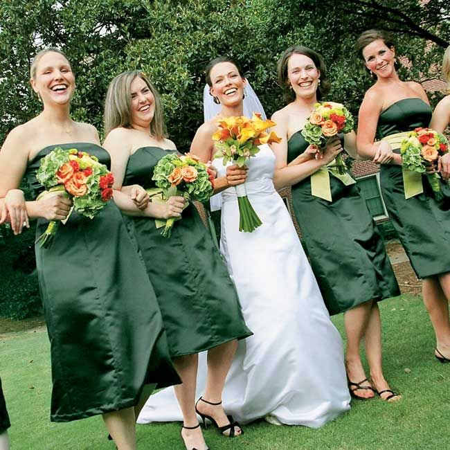 1000+ Images About Hunter Green Wedding Inspiration On