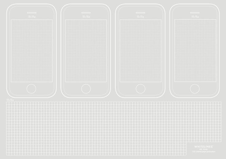 I-phone grid