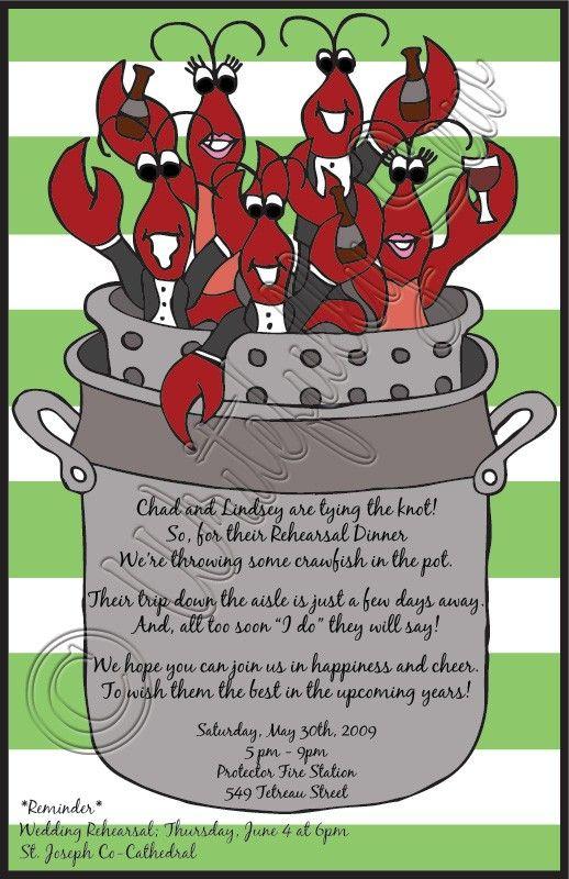 Crawfish Pot Rehearsal Print Yourself by WritefullySewStudio