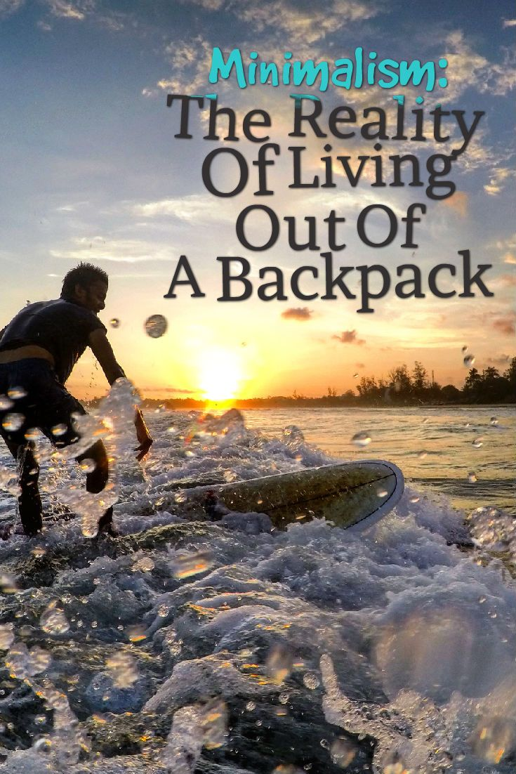 Our new blog post is now up, Minimalism: The Reality of Living Out of a Backpack. Check it out at www.levelsofminimalism.com