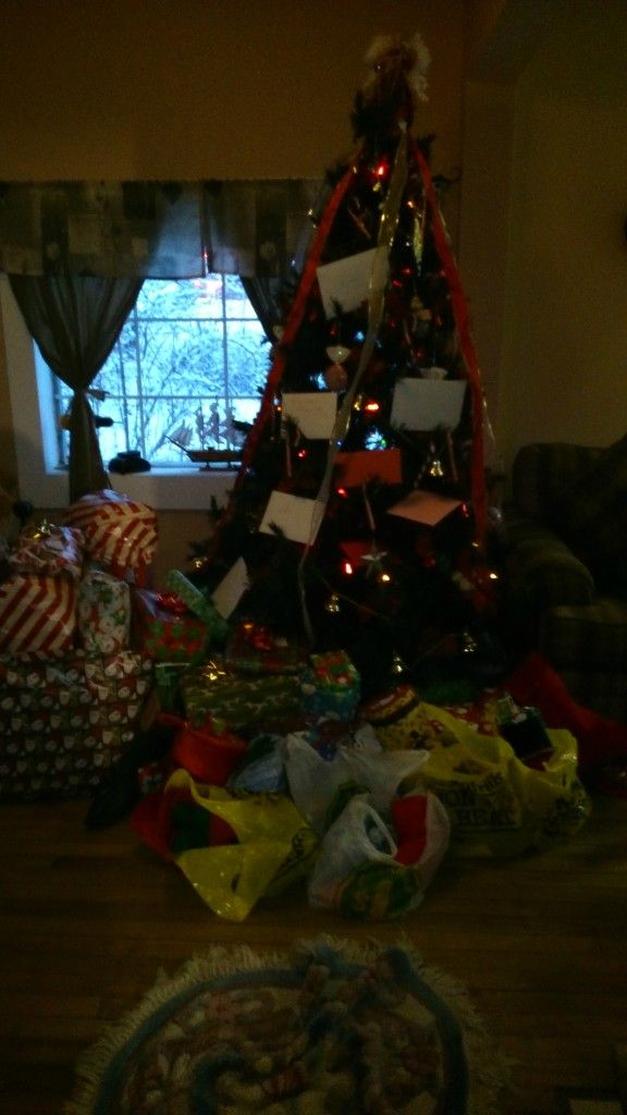 christmas tree 576x1024 My Nova Scotia Holiday for #WordlessWednesday