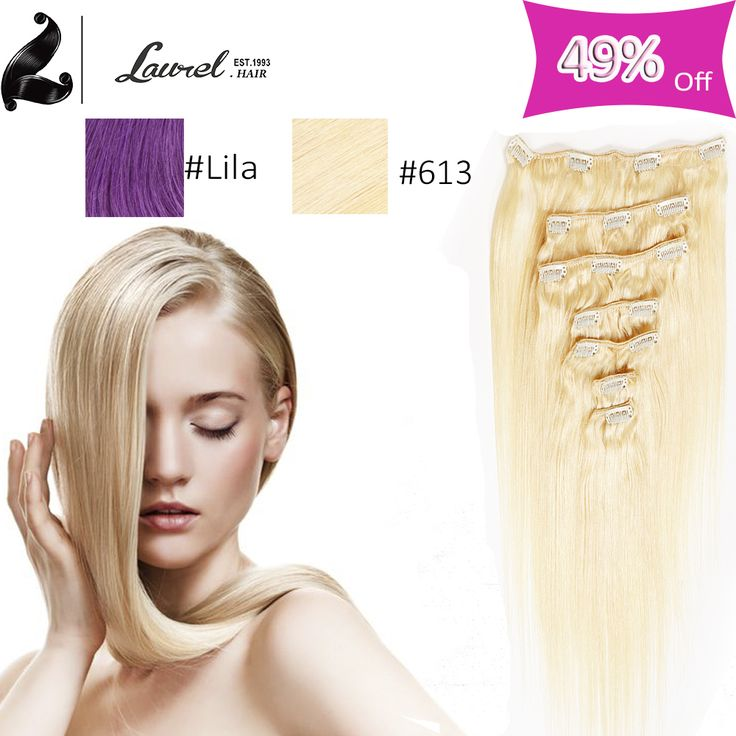 13 best luffywighair clip in hair extension images on pinterest malaysian virgin hair straight clip laurel hair products hot brown clip in human hair extensions best store the human hair emporium pmusecretfo Choice Image