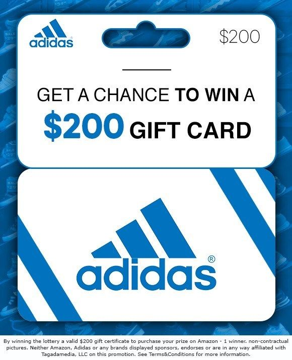 free adidas gift card generator