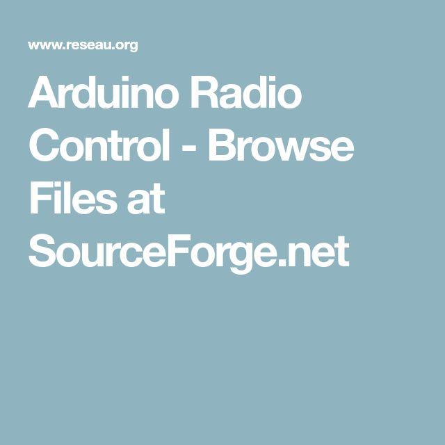 Best 25+ Arduino radio ideas on Pinterest Ham radio, Ham radio - led streifen f amp uuml r badezimmer