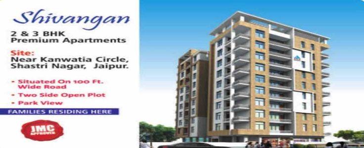 SNG Shivangan 2 & 3 Bhk Premium Apartments for Sale Shastri Nagar Jaipur