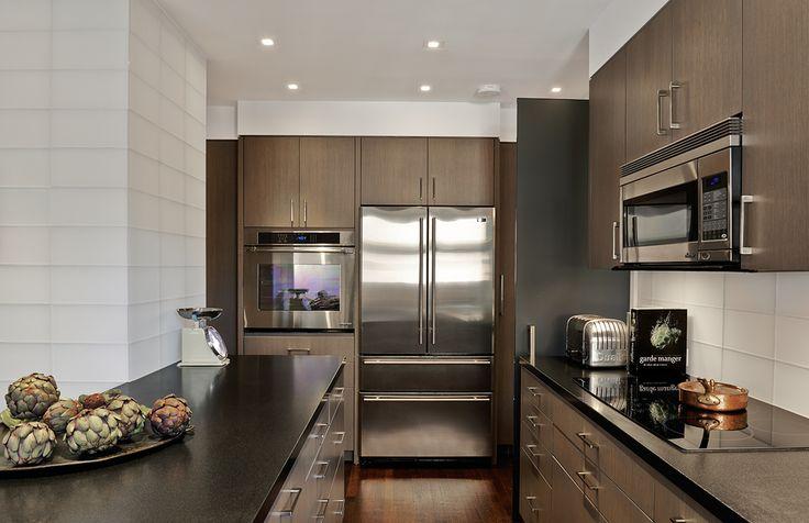 Custom Park Avenue Kitchen by Katch I.D. Interiors.