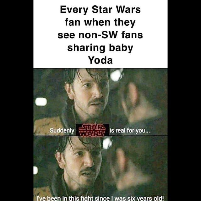 8 Years Old For Me Star Wars Facts Star Wars Humor Star Wars Jokes